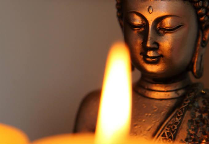 йога практика тратака